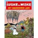 Suske en Wiske 336, Het omgekeerde land