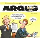 Argus 16, het nieuwsoverzicht van 2016 in 200 comics