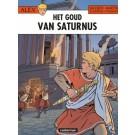 Alex 35, Het goud van Saturnus