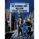 Scott Leblanc 4, De koning der Belgen staat schaak