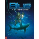Golden City - Blue Adventures - Artbook