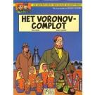 Blake en Mortimer 14, Het Voronov-complot