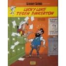 Lucky Luke - De avonturen van 4 - Lucky Luke tegen Pinkerton