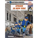 Blauwbloezen 45, Oproer in New York