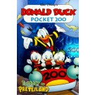 Donald Duck Pocket 200, Tumult op Preteiland