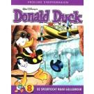 Donald Duck - Vrolijke stripverhalen 8, De speurtocht naar Gullebroer