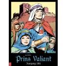 Prins Valiant 25, Jaargang 1961 - 1962