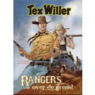 Tex Willer 1, Rangers over de grens