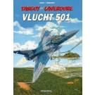 Tanguy en Laverdure 28, Vlucht 501