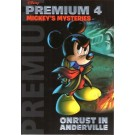 Disney Premium Mickey's Mysteries 4, Onrust in Anderville