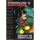 Disney Premium Mickey's Mysteries 4, Onrust in Anderville