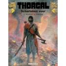 Thorgal 35, Scharlaken vuur HC