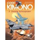 Code Kimono 3 - Zwarte schorpioen