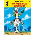 Lucky Luke - Relook 14 - De trek naar Oklahoma