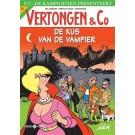 Vertongen & Co 21 - De Kus van de Vampier
