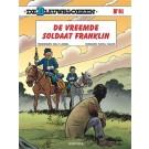 Blauwbloezen 61 - De vreemde soldaat Franklin