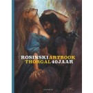 Thorgal - Rosinski Artbook Thorgal 40 jaar