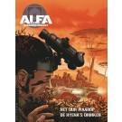 Alfa - eerste wapenfeiten 5 - Het uur waarop de hyena's drinken