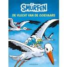 Smurfen, De 39 - De vlucht van de ooievaars