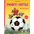 Pinantie United 1, De bal is rond
