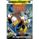 Donald Duck - Dubbelpocket 78 - De ongeluksvakantie