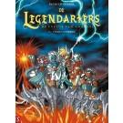 Legendariërs, De 11 - De cyclus van Anathos - Versus Inferno