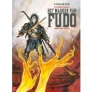 Legende van de Scharlaken wolken / Masker van Fudo, Het 3 - Vuur