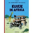 Kuifje 2, Kuifje in Afrika