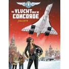 Gilles Durance 3 - De vlucht van de Concorde