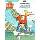 Franka 11 - De vlucht van de Atlantis