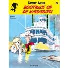 Lucky Luke - Relook 16 - Bootrace op de Mississipi