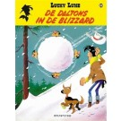 Lucky Luke - Relook 22 - De Daltons in de blizzard