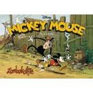 Mickey Mouse door: 2 - Loisel - Zombokoffie