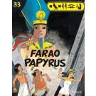 Papyrus 33, Farao Papyrus