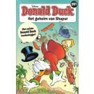 Donald Duck - Pocket 261, Het geheim van Shapur