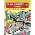 Suske en Wiske - Junior (2e reeks) 1 - Hij heeft het gedaan