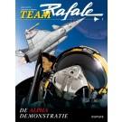 Team Rafale 1 - De Alpha-demonstratie