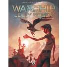Warship Jolly Roger, 2 Verbranding