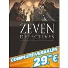 Zeven 11 en 12 - Zeven Detectives en Zeven Pistoleros